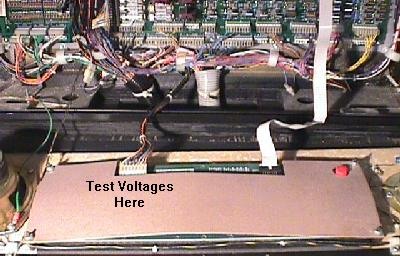 testing voltages