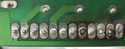 how to fix dry solder joints